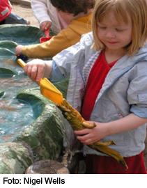Vatten och barn